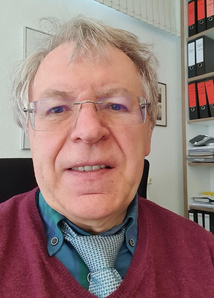 Gerd Sandker